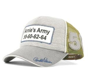 ★アーノルドパーマー オールドコット メッシュキャップ (帽子) ARNOLD PALMER OLD COT MESH CA...