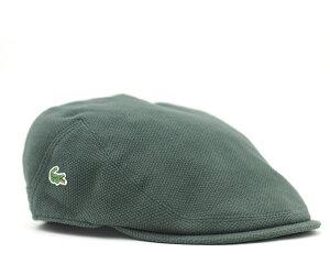 ★ラコステ ハンチング カーキ 帽子 LACOSTE HUNTING KHAKI