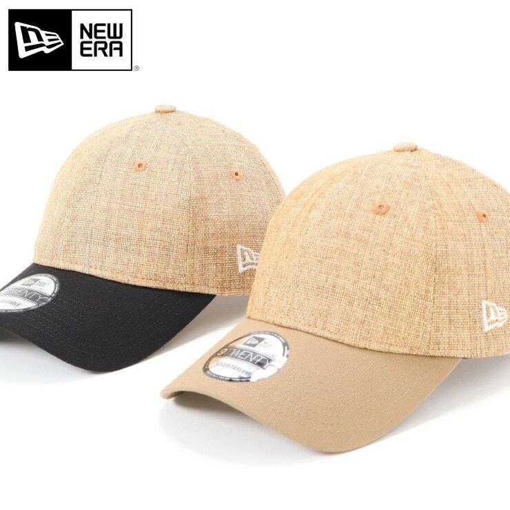 メンズ帽子, キャップ  New Era 9TWENTY AD10 PAPER STRAW