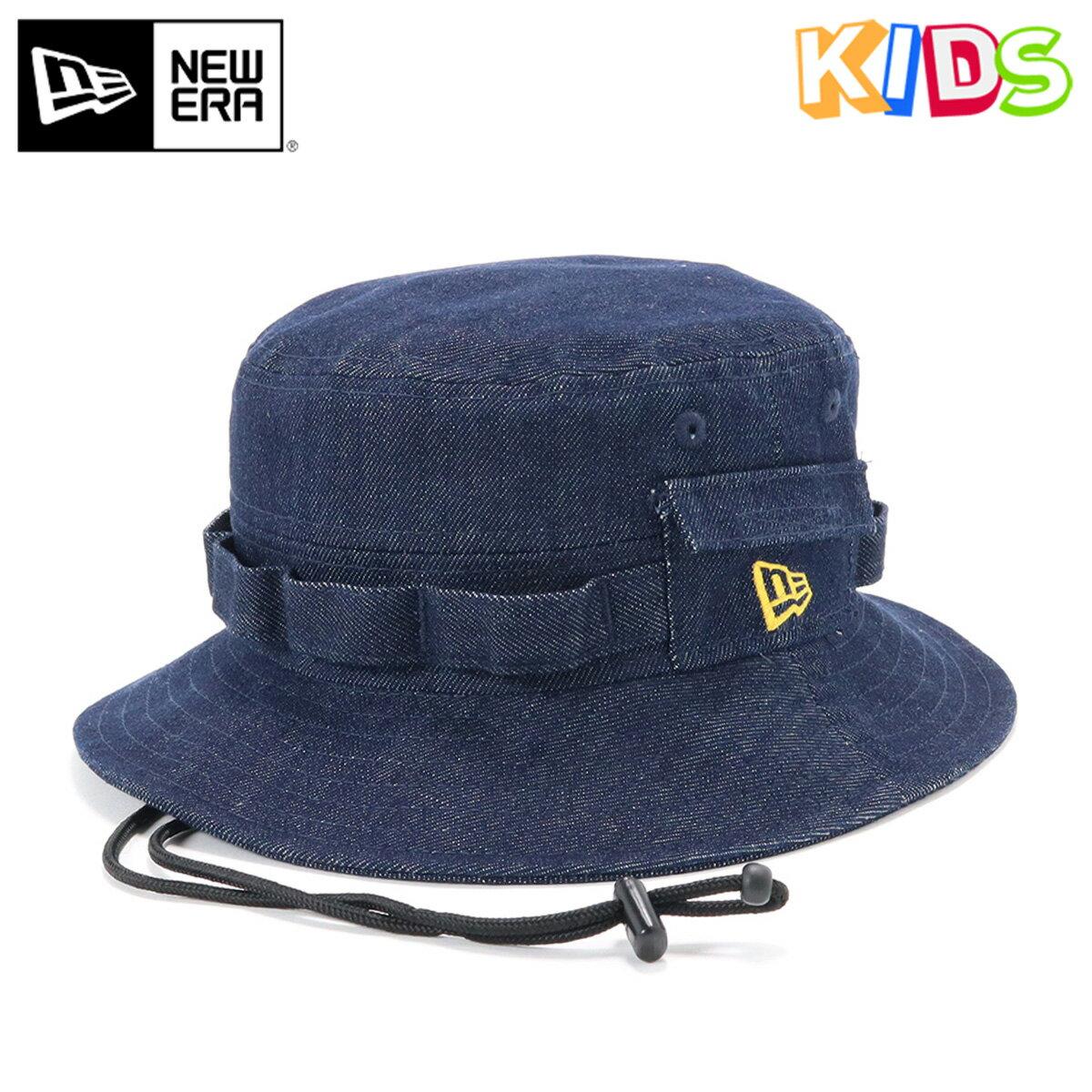 帽子, ハット  New Era KIDS INDIGO DENIM