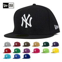 [ 送料無料 ] ニューエラ キャップ ニューヨーク ヤンキース 全17色 帽子 NEWERA 59FIFTY [ ニューエラ キャップ ニューエラ ニューエラ キャップ ニューエラ 帽子 ニューエラ キャップ ニューヨークヤンキース キャップ 帽子 NEWERA キャップ 帽子 大きいサイズ メンズ ]