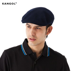 レビューで 送料無料 ★美しいシルエットが特徴のカンゴールのハンチングです★[ 帽子 ] カンゴ...