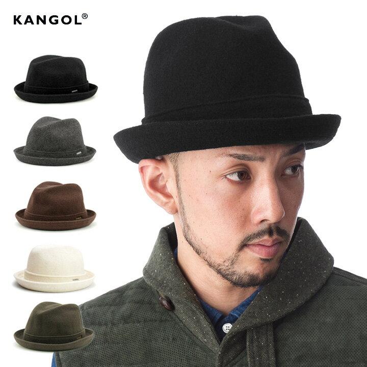 カンゴール 中折れハット ウール プレーヤー 全5色 KANGOL WOOL PLAYER HAT帽子 メンズ レディース c40521687fd3