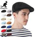 カンゴール KANGOL ハンチング トロピック 504 ベントエアー 帽子 TROPIC 504 VENTAIR メンズ 大きいサイズ ハンチング帽 ベージュ ホ..