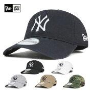 キャップ ニューヨーク ヤンキース ウォッシュドコットン ストラップバック
