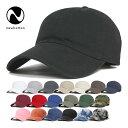 newhattan CAP(ニューハッタン) キャップ | 帽子 メンズ レディース ローキャップ | 全20色 サイズ調整 ベースボールキャップ カーブキャップ ストラップバック フリーサイズ 【UNI】【MB】