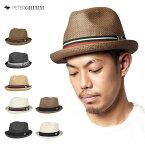 麦わら帽子 メンズ ピーターグリム ストローハット 中折れ ハット デップ 全7色 PETER GRIMM STRAW HAT DEPP | 帽子 メンズ レディース #HA:S [RV]【UNI】