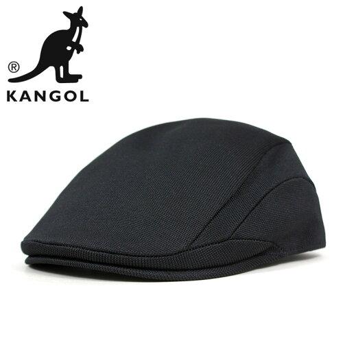 カンゴール 507 ハンチング帽 トロピック ブラック KANGOL 帽子 メンズ レディース [RV]