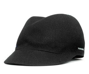 ★カンゴール トロピック コレット キャップ ブラック KANGOL TROPIC COLETTE BLACK [ 帽子 ヘ...