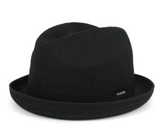 Caps KANGOL Hat tropic player black KANGOL TROPIC PLAYER BLACK