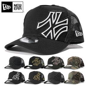 ニューエラ キャップ メッシュキャップ ヤンキース ドジャース Dフレーム ダメージ加工 NEWERA 帽子 メンズ メッシュ NEW ERA ニューエラメッシュキャップ ニューエラキャップ||迷彩 ベースボールキャップ ブランド