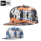 ニューエラ キャップ 59FIFTY NATIVE PATTERN MLB ニューヨークヤンキース NEW ERA 帽子 ぼうし メンズ帽子 レディース帽子 ブランド 夏 おしゃれ newera ニューエラキャップ new era 黒 レディースキャップ メンズキャップ