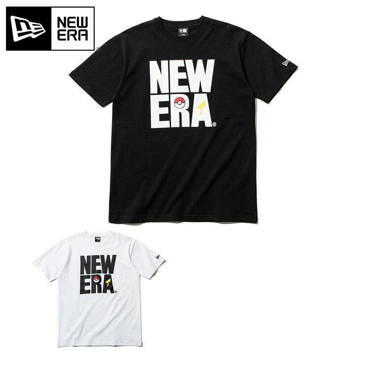 トップス, Tシャツ・カットソー  T SQUARE LOGO NEW ERA POKEMON new era newera T T MB
