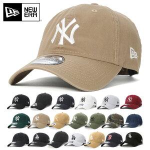 ニューエラ キャップ 9TWENTY MLB 帽子 ローキャップ 野球 ぼうし ヤンキース ニューヨークヤンキース 野球帽 ストラップバック 迷彩柄 デニム ニューエラキャップ new era メンズキャップ コットン newera ニューエラー メンズキャップ帽子 メジャーリーグ ドジャース