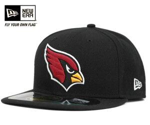 ★ニューエラ キャップ オーセンティック アリゾナ カーディナルス ブラック 帽子 NEWERA NFL O...