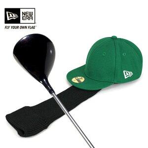 ニューエラ ゴルフ ヘッドカバー ドライバー用 460cc グリーン NEW ERA GOLF 11099672 ぼうし ブランド おしゃれ 無地 シンプル メンズキャップ レディースキャップ メンズ帽子 レディース帽子 メン