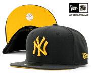 キャップ ニューヨーク ヤンキース ブラック ニューエラキャップ