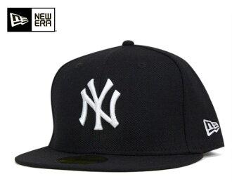 NY Yankees black / white NEWERA NEW YORK YANKEES BLACK/WHITE