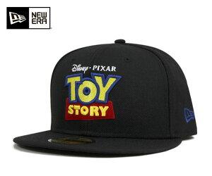 ニューエラ×トイストーリー キャップ ロゴ ブラック 帽子 NEWERA×TOY STORY …