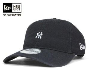 ニューエラ キャップ ニューヨーク ヤンキース ミニ ロゴ ネイビー 帽子 NEWERA 9TWENTY CAP NEW YORK YANKEES MINI LOGO NAVY [ ニューエラ キャップ ヤンキース 帽子 NEW ERA CAP メンズ ][NV] #CP:O