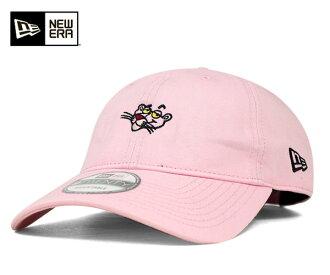 新埃拉×粉紅Panther吊帶背蓋子小粉紅帽子New Era×PINK PANTHER 9TWENTY STRAPBACK CAP MINI PINK[蓋子人帽子]