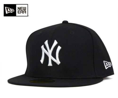 NEW ERA(ニューエラ) 59FIFTY キャップ MLB ニューヨークヤンキース ブラック m01-mctny 1130856...