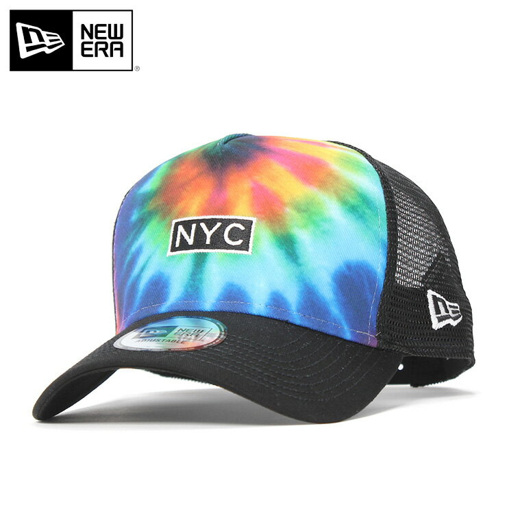 2c72606f8577a8 ニューエラ メッシュキャップ 9FORTY タイダイプリント NEW ERA 帽子 ぼうし newera メンズ帽子 レディース帽子 new