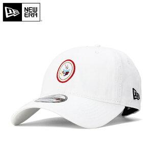 ニューエラ ディズニー コラボ キャップ サイズ調整 9TWENTY ALICE WHITE RABBIT LABEL ホワイト NEW ERA DISNEY 帽子 メンズ帽子 レディース帽子 newera ブランド おしゃれ new era ニューエラキャップ 春夏 コラボキャップ アリス