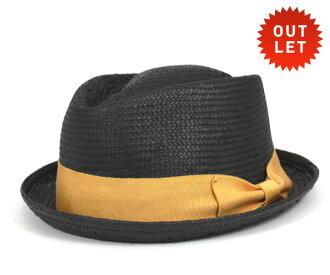 卡瓦列羅鑽石帽子阿利坎特葉片稻草秸稈黑帽子 CABALLERO 鑽石帽子阿利坎特紙稻草黑色 [大小男裝大草帽稻草秸稈帽子草帽草帽草編帽子],[BK] #HA: S