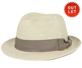 卡瓦列羅色的氊帽帽子阿爾馬格羅葉片稻草秸稈自然帽子 CABALLERO 色的氊帽帽子阿爾馬格羅編織稻草自然 [大小男裝大草帽稻草秸稈帽子草帽草帽草編帽子]、 [WH] #HA: S
