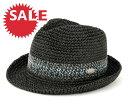 ★☆SALE☆セール♪[50%OFF] アーノルドパーマー ハット クロケット ブラック 帽子 ARNOLD PALM...