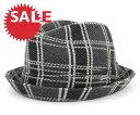 ★☆SALE☆セール♪[30%OFF] カンゴール プレイヤー ハット ブラック 帽子 KANGOL A.F.P PLAYER...