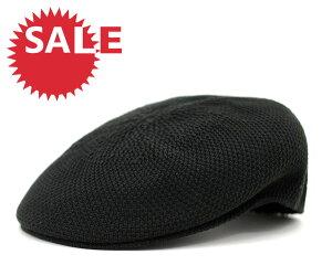 ★☆SALE☆セール♪[20%OFF] カンゴール ハンチング モス スティッチ 504 ブラック (帽子) KA...