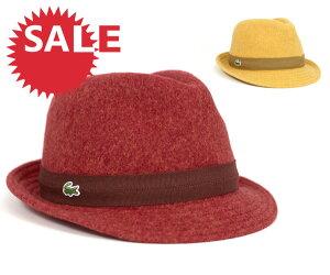 ★ [ 冬セール ]SALE セール [40%OFF] ラコステ バスク マニッシュ ハット LACOSTE HAT [ 帽子 ...