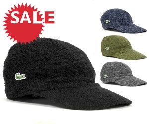 ★ [ 冬セール ]SALE セール [40%OFF] ラコステ ニットキャップ LACOSTE KNIT CAP [ 帽子 ニッ...