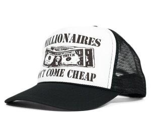 ★トラックブランド メッシュキャップ ホワイト TRUCK BRAND CHEAP WHITE/BLACK [ 帽子 OTTO TR...