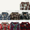 CAMCO�ʥ��ॳ��FLANNELSHIRT7color�ե��ͥ륷���