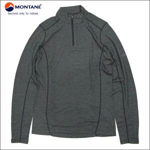 MONTANE(モンテイン)PRIMINO 140 ZIP NECK プリミノ ジップ ネック【ウィンターセール・送料無料】(キャンセル・返品不可)