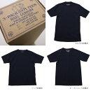 NigelCabourn(ナイジェルケーボン)3-PACKGYMTEENavy3パックジムTシャツ