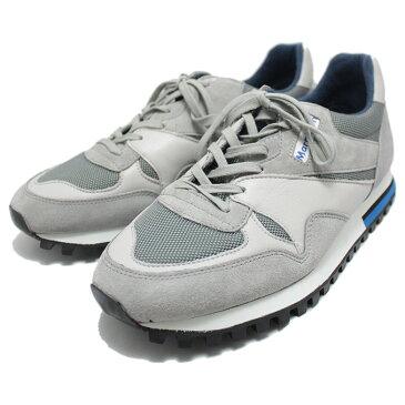 ZDA ゼットディーエー Marathon Gray×Lt.Gray マラソン