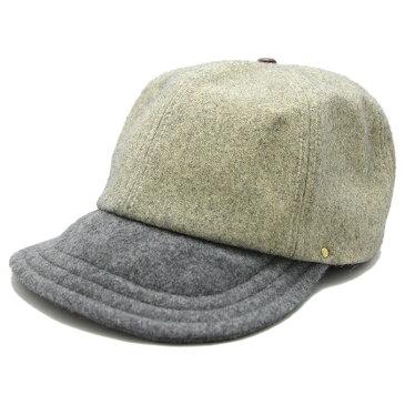 DECHO(デコー)×SUNSET CRAFTMAN BALL CAP GRAY/CREAM サンセットクラフトマン ボールキャップ CAP キャップ 帽子