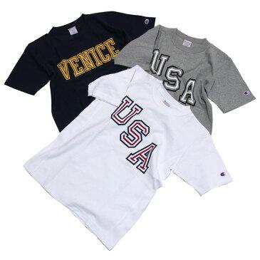 Champion(チャンピオン)リバースウィーブTシャツ 3color(C3-F305) ティーシャツ SS