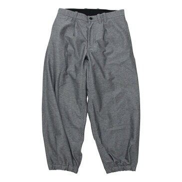 ジャックマン JACKMAN JM4806 Stretch BB Trousers Arabiki Gray ストレッチBBトラウザーズ
