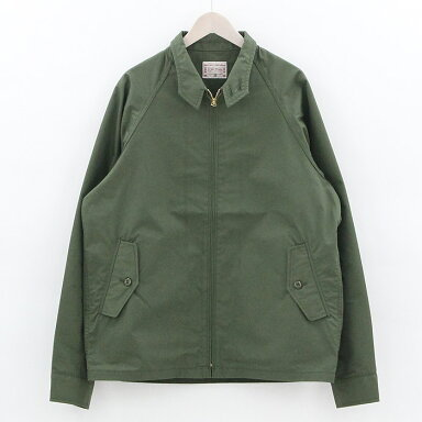 Boncoura Cotton Nylon Swing Top: Olive