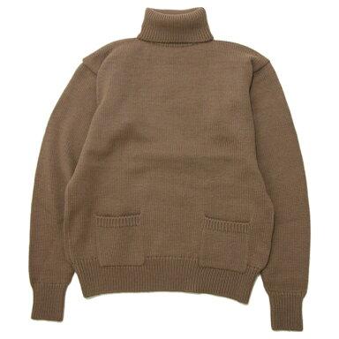 Kaptain Sunshine Turtleneck Sweater KS17AW22: Camel