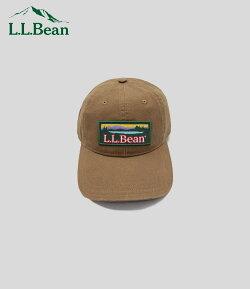 エルエルビーンL.L.Beanコットン・ベースボール・ハットCottonBaseballHatサドル