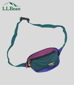 エルエルビーンストアウェイヒップパックマルチL.L.BeanStowawayHipPack,MultiSpruce/RichBerry