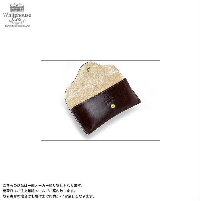 ホワイトハウスコックス メガネケース 眼鏡 S8559 WhitehouseCox SPECTACLE CASE 6color