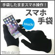 スマホ手袋 手袋 スマートフォン対応 男女兼用 スマホ メンズ 防寒 タッチグローブ 洗濯可能 スマートフォン対応手袋 スマートフォン 男性 てぶくろ シンプル ER-GLME