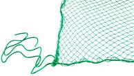グリーンネット養生ネット5m×5m25mm目鳥よけネット園芸ネット多目的ネット飛散防止ネット